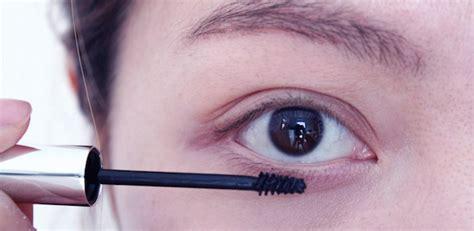 put mascara   bottom eyelashes     kill