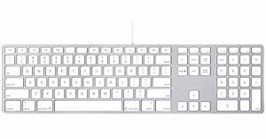 Apple Keyboard With Numeric Keypad - English