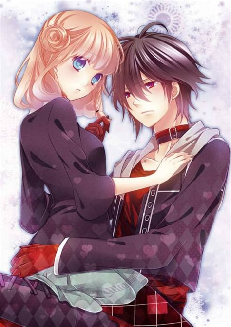 anime amnesia girl a girl and a cute boy neko boys and neko girls boys and