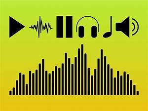 Audio Symbols Vector Art & Graphics | freevector.com
