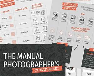 Take A Look At The Manual Photographer U0026 39 S Cheat Sheet From