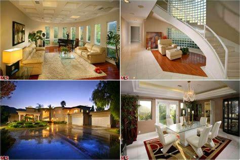 celeb  chris brown rents agoura hills mansion san fernando valley blog