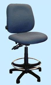 custom ergonomic sewing or office chairs schukra lumbar