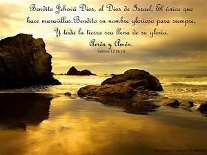 Imágenes Cristianas Banco de Imagenes: IMÁGENES DE VERSÍCULOS BÍBLICOS EN HERMOSOS PAISAJES