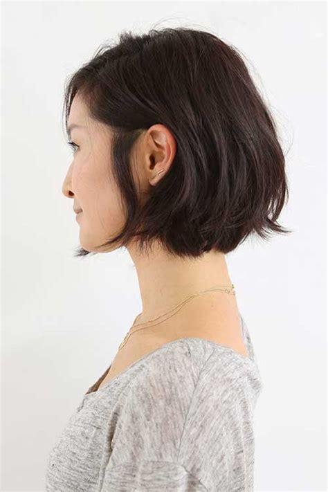chin length haircuts ideas  pinterest chin