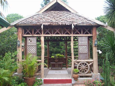 images  nipa house  pinterest bamboo