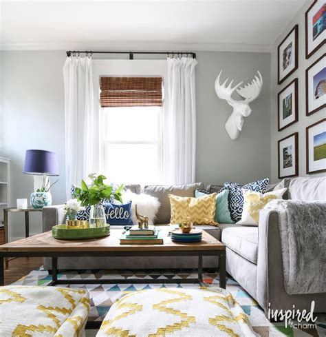 blue and grey living room ideas yellow living room ideas navy blue grey black and on