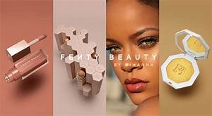 Rihanna lance Fenty Beauty by Rihanna, sa marque de maquillage en exclusivité chez Sephora LVMH