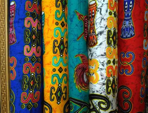 mengenal batik papua  kaya warna  filosofi