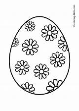 Easter Egg Coloring Pages Template Eggs Colouring Printable Sheets Carton Drawing Spring Prinables 4kids Print Printables Designs Bunny Cute Crafts sketch template