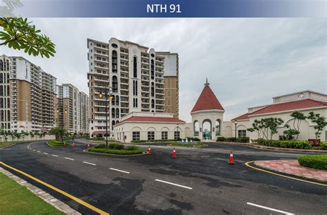 Dlf New Town Heights 91