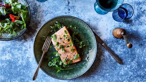 pan roasted salmon  jalapeno recipe nyt cooking