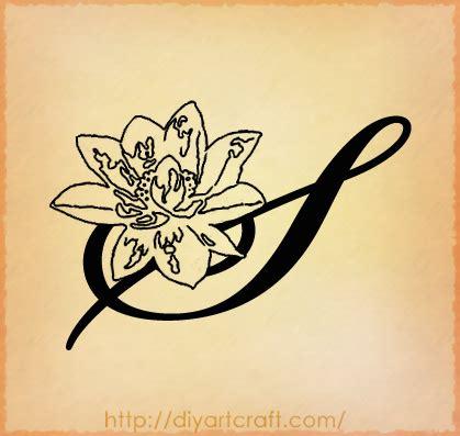 tatuaggi lettere s free minds tatuaggio scritta lettera s stilizzata in