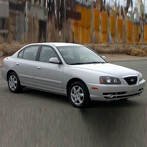 Hyundai Elantra  2000-06  Xd - Service Manual