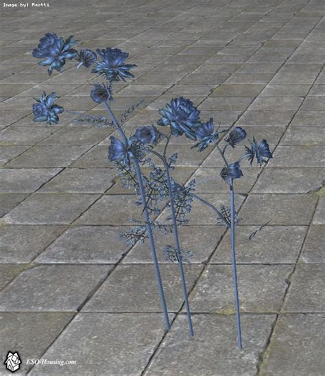 void flower elder scrolls  housing
