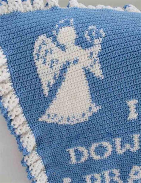 Prayer Afghan Crochet Pattern ? Maggie's Crochet