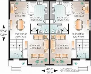 plan maison duplex moderne gratuit With plan de maison duplex gratuit pdf