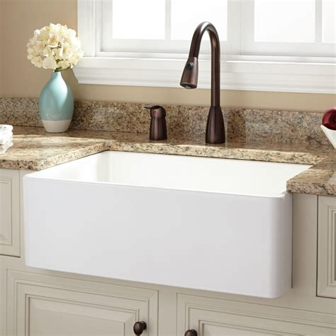 undermount farmhouse kitchen sink interior alluring farmhouse kitchen sink for stunning 6582
