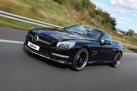 Mercedes Benz Sl 63 Amg (r231)