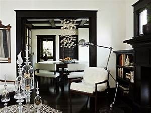 dark wood moldings eclectic living room jessica With what kind of paint to use on kitchen cabinets for hollywood glam wall art