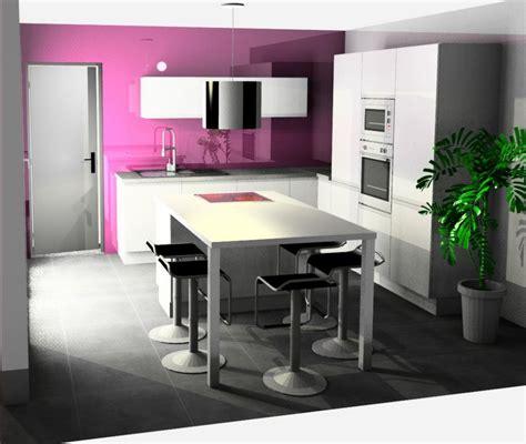 ilot cuisine inox hotte de cuisine ilot gallery of hotte cuisine