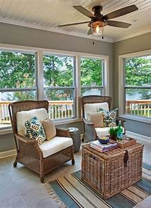 35, Inspiring, Sunroom, Furniture, Ideas, That, You, Must, Have