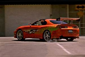 2  Brian U0026 39 S Toyota Supra  The Fast And The Furious   Fast And Furious Cars