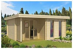 Maison Jardin Habitable Abri Bureau ~ Accueil Design et