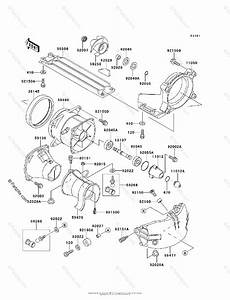 Kawasaki Jet Ski 2000 Oem Parts Diagram For Jet Pump