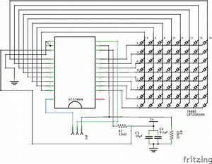 Maciej Miklas  Arduino Led Display
