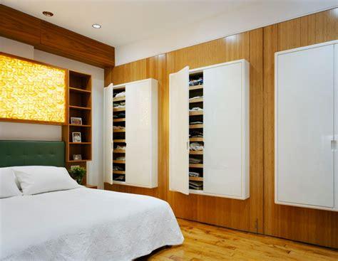 chelsea pivot wall loft contemporary bedroom