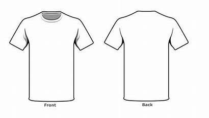 Template Blank Tshirt Templates Side Shirts Resolution