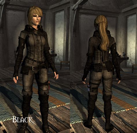armor retextured dv at skyrim nexus mods and community skyrim triss armor pin skyrim mod triss armor from witcher Triss