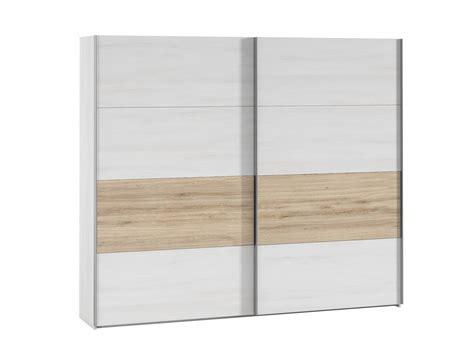 armario  puertas correderas polar roble natural