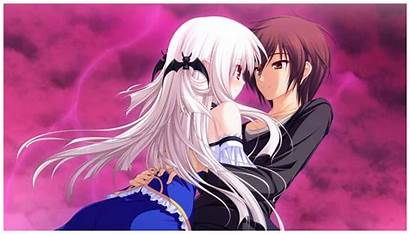 Anime Couples Romantic Couple Animated Wallpapers Emotional