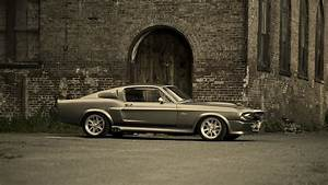1967 Ford Mustang Shelby GT500 Eleanor 770 hp 1920x1080 HD - CamaroCarPlace