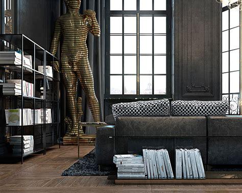 attractive paris apartment interiorzine