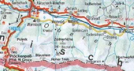 Kotschachmauthen ケチャッハ・マウテン(オーストリア:ケルンテン州
