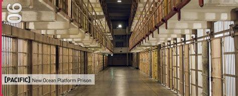 ocean platform prison pacific design contest