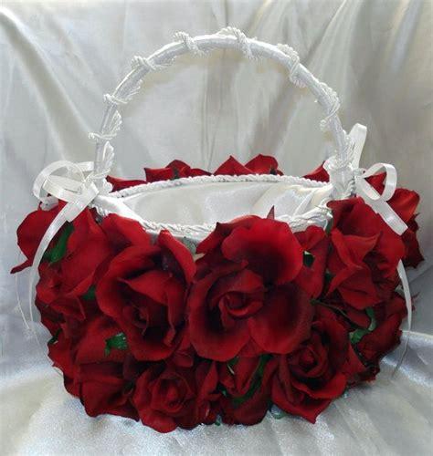 images  flowergirl basket  pinterest