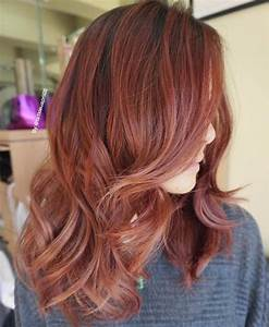 40 Red Hair Color Ideas – Bright and Light Red, Amber ...