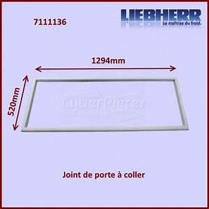 Joint Porte Refrigerateur : joint de porte liebherr 7111136 pour joints refrigerateurs ~ Premium-room.com Idées de Décoration