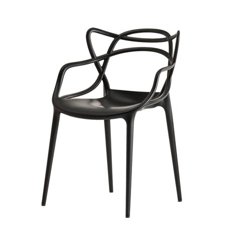 chaise masters petit fauteuil kartell masters
