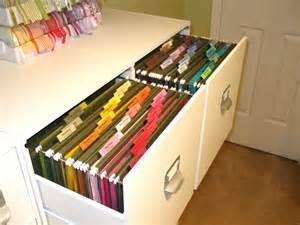 Armoire Rangement Papier by Scrapbook Room Organization Cardstock Organization