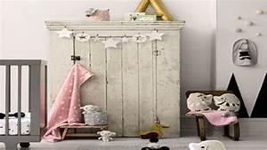 deco murale chambre bebe avec nuage en peinture With couleur gris clair peinture 19 pochoir nuage pour deco murale
