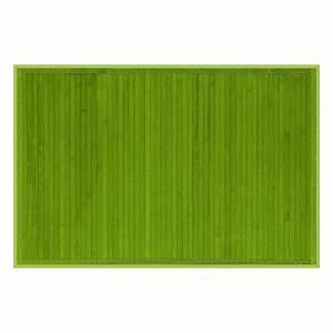 Bricorama Salle De Bain : tapis 50x80 vert anis cayenne tapis de bain et ~ Dailycaller-alerts.com Idées de Décoration