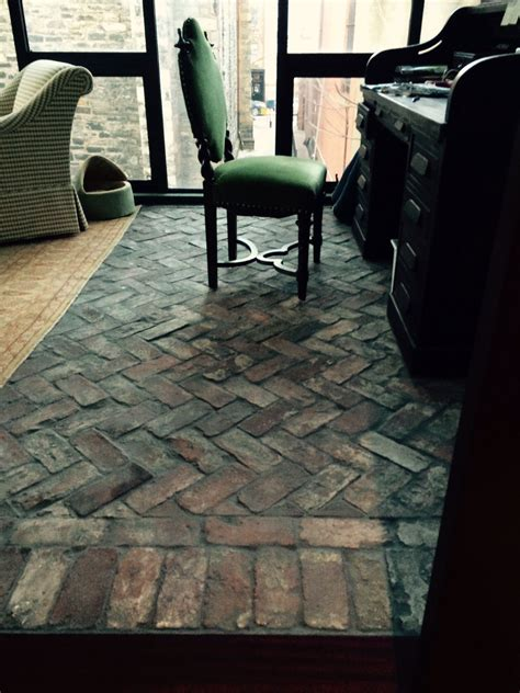 reclaimed thin brick veneer brick floor tile thin brick