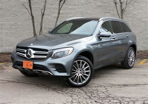 2016 Mercedes Glc300 by Test Drive 2016 Mercedes Glc300 The Daily Drive