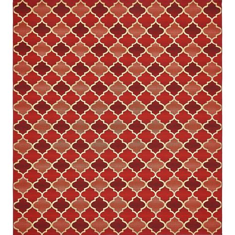 Outdoor Rug 10 X 12 by Unique Loom Outdoor 10 X 12 Indoor Outdoor Rug