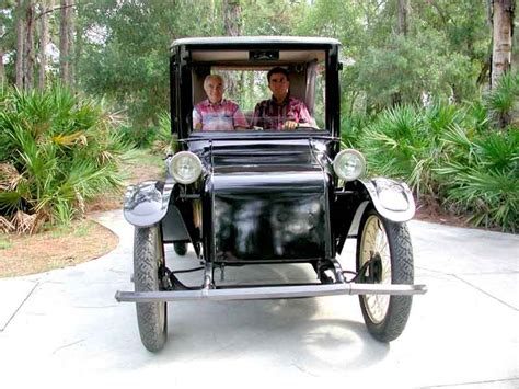 Antique Electric Car